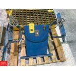 Morse Paint Shaker, 100 LB Capacity, Model 2-305-1-50, S/N 250815 Rigging: $50