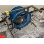 """24"""" Electric Cooling Fan Rigging: $75"""
