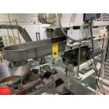 2012 Eriez Vibratory Feeder, Model HD66C S/N 256968-2, 115 Volt Rigging: $150
