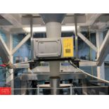 Ceia Metal Detector Model THS S/N 21200209027, 110 - 240 Volt Single Phase Rigging: $150