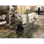 Fristam 7.5 HP Positive Displacement Pump Rigging: $100