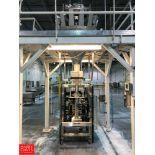 Matrix Vertical Form, Fill and Seal Packaging Machine, Model Mercury HS, S/N SB11623, 220-240 Volt