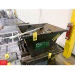 Wright Self Dumping Hopper Rigging: $50