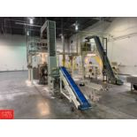 BULK BID Lots 42 To 53; Packaging Lines to Include: (2) Elevator Conveyors, (2) Yamato Scales, (2)