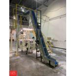 Dyna Con Elevator Conveyor, Model 2VS330801, S/N 50887001 Rigging: $1750