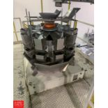 Yamato 10-Head Scale Hopper, Weight Range 3g-1000g, Model DW-510SD, S/N WG060589 Rigging: Call For