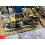 Fristam Positive Displacement Pump, Model FKL50, S/N FKL501005567 Rigging: $75