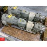 Fristam Positive Displacement Pump, Model FKL50A, S/N FKL50A1100688 Rigging: $75