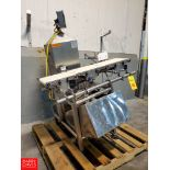 2014 Lock Inspection Systems Check Weigher Model YPF1