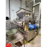 """2012 Agnelli Former Model A/540, S/N 905.661 witHPowered Conveyor, 23"""" X 33"""""""
