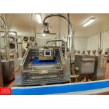 2014 Pavan Tortellini / Tortelloni Forming, Sheeting and Mixing Line with 150 spm Former Model MRW