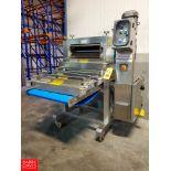 "2015 Agnelli Former Model A/540, S/N S 930.086 with Powered Conveyor, 48"" X 25"", Spaghetti,"