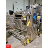 """Agnelli Sheeter 21"""" X 23"""", with MCR 2HP Motor"""