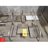 S/S Wire Cheese Cutters Rigging Fee: $ 60
