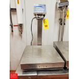 Mettler Toledo Panther S/S Digital Scale Rigging Fee: $ 40