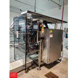 Matrix Vertical Form Fill And Seal Machine Model Mercury HS, S/N SB12700, 220/240V, 1PH, 50/60HZ