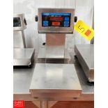 Doran Model 4300 S/S Checkweigh Digital Scale Rigging Fee: $ 30