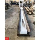 """32' Length Conveyor, 14"""" Width, With Multi Drive Speed Controller and Conveyor Drive **SUBJECT TO"""