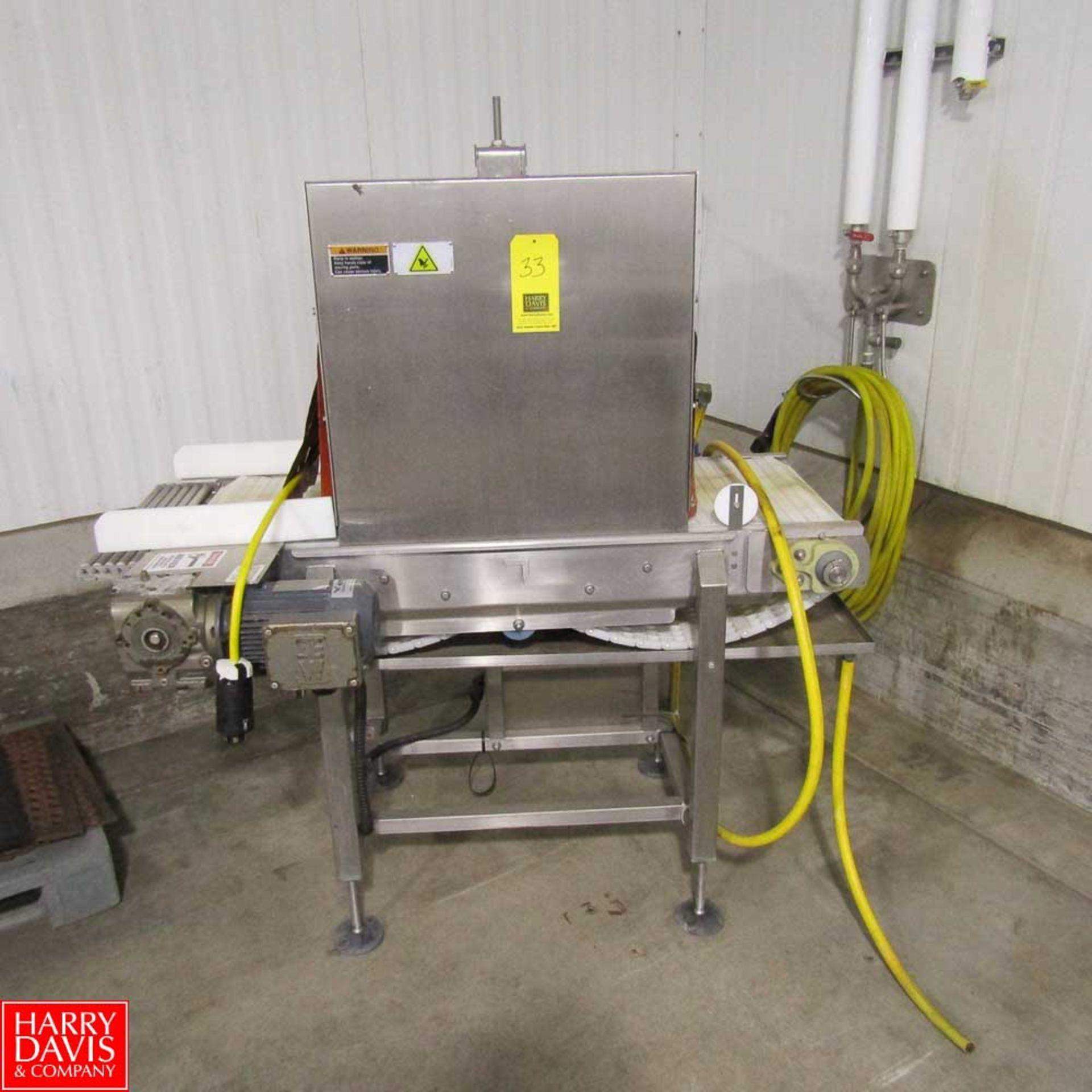 Lot 33 - Cryovac Air Dryer Model 6684B-0420 : SN 70417003901 Rigging Fee: 250