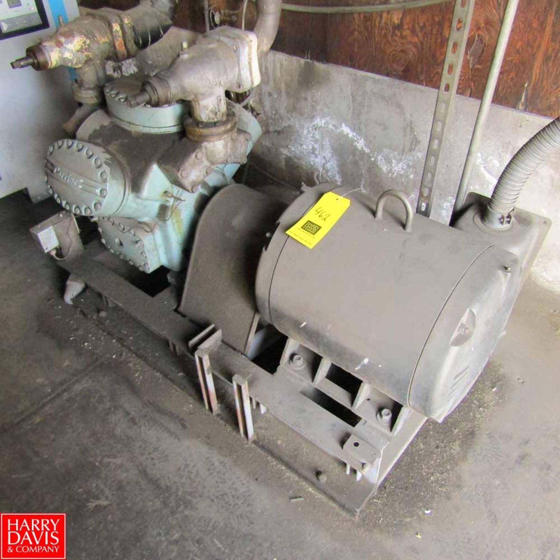 Lot 462 - Carrier Compressor Model 5H60 : SN 1656813-5 Rigging Fee: 500