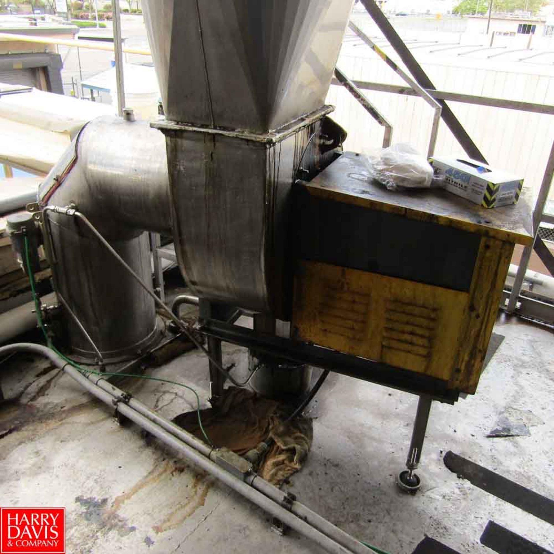 Lot 237 - New York Blower Smoke House Exhaust Fan Rigging Fee: 500