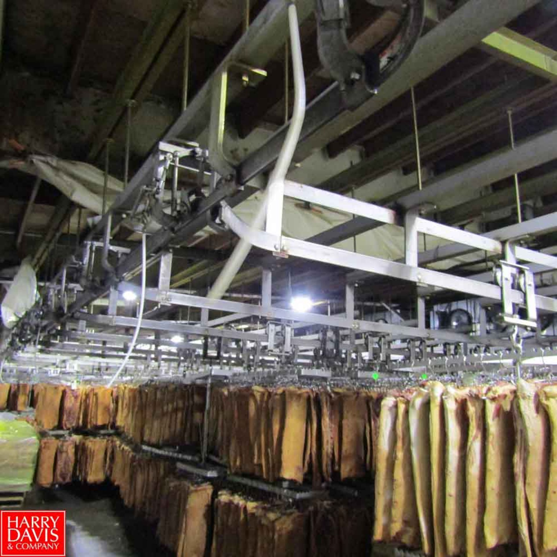 Rail System For Bacon Trees Rigging Fee: 8500
