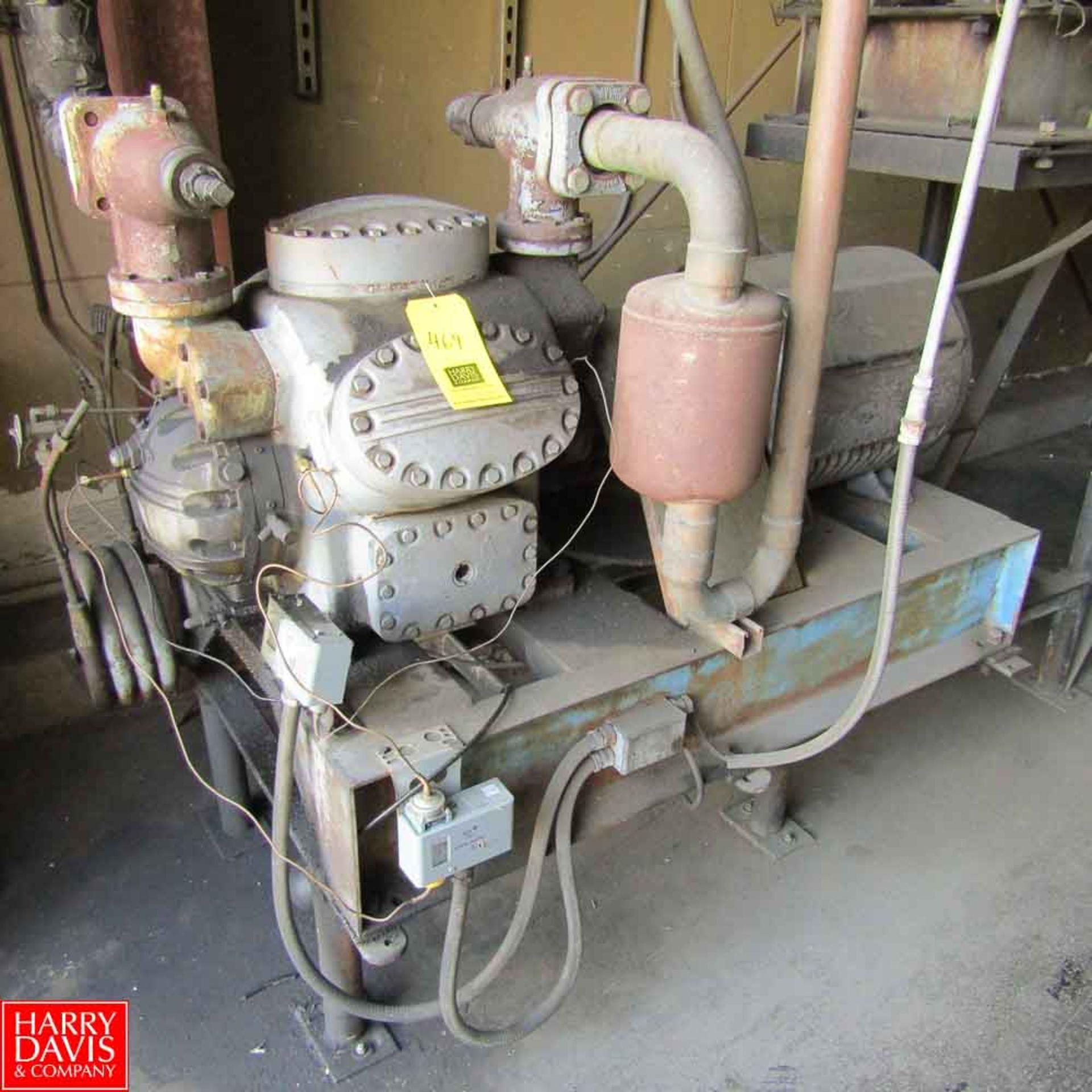 Lot 469 - Carrier Compressor Model 5H60 : SN 90H17261W Rigging Fee: 500
