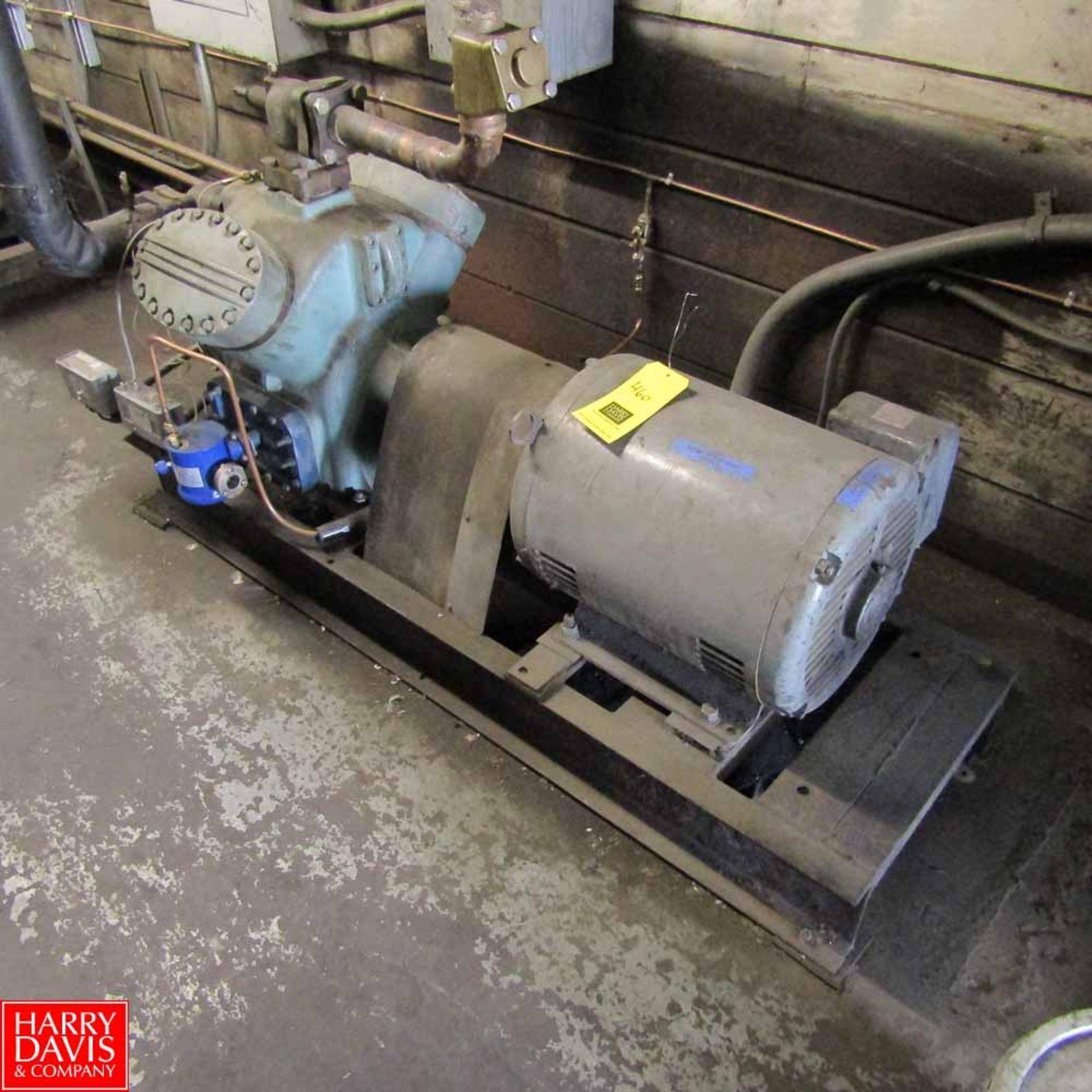 Lot 460 - Carrier Compressor Model 5H40-607 : SN 2179J00946 Rigging Fee: 500