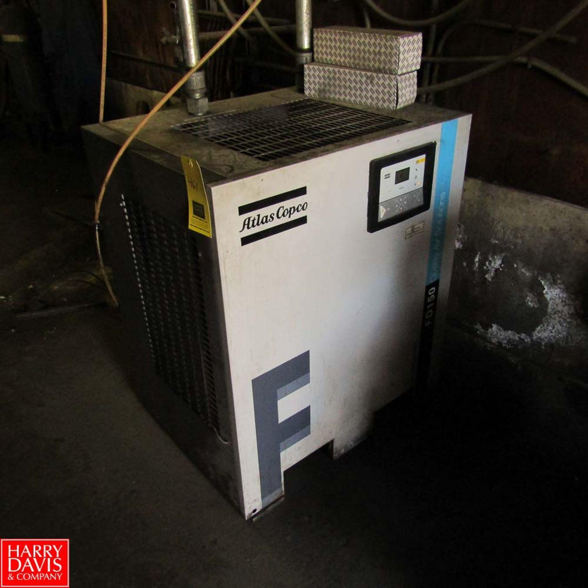 Lot 461 - 2013 Atlas Copco Air Dryer Model FD150 : SN CAQ613760 Rigging Fee: 250