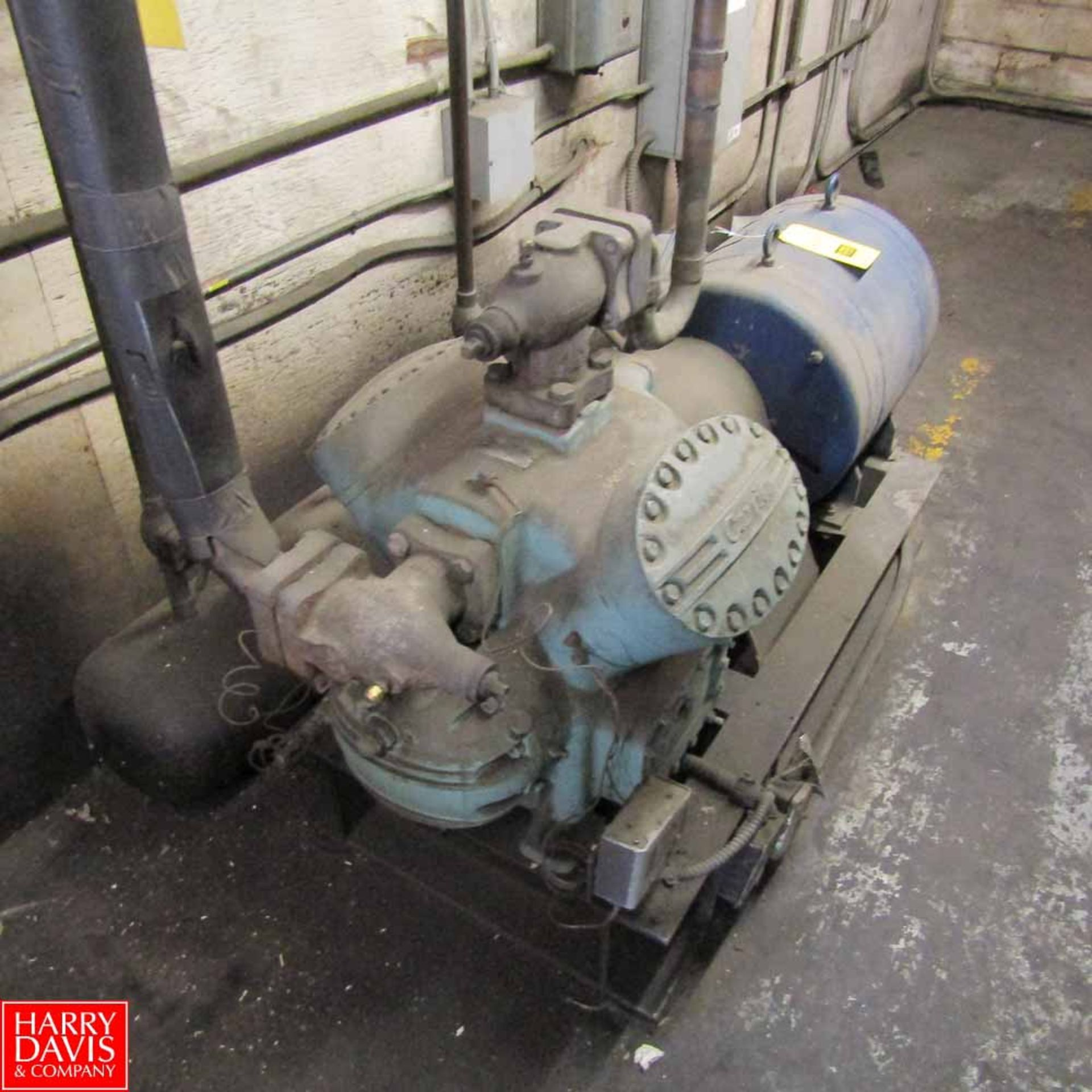 Lot 457 - Carrier Compressor Model 5H40-A219 : SN 1199MA3954 Rigging Fee: 500
