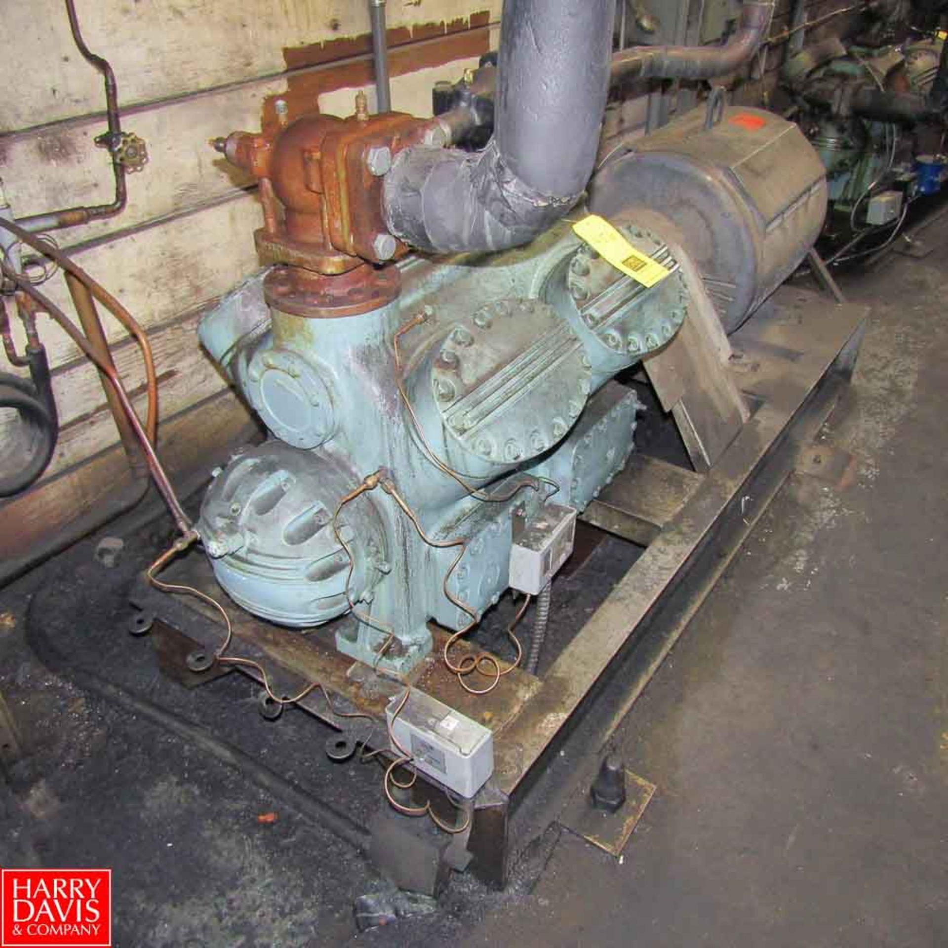 Lot 456 - Carrier Compressor Model 5H80-149 : SN E200936 Rigging Fee: 500