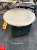3' Rotary Accumulation Table