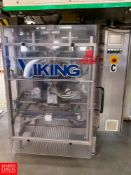 Viking Masek Vertical Form Fill and Seal Packaging Machine : SN 061068