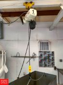 Coffing JLC Electric 1 Ton Chain Hoist