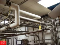 Enerquip S/S Shell & Tube Heat Exchanger, Q-70 COOLER - Rigging Fee: $