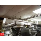 ENERQUIP S/S Shell & Tube Heat Exchanger - Rigging Fee: $ 400