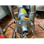 Fristam 7.5 HP Shear Pump 1770 RPM Motor - Rigging Fee: $ 75