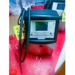 Video Jet Ink Jet Printer Model 1520, SN: 1201431C22ZA - Rigging Fee: $ 75