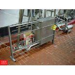 ALFA LAVAL S/S Frame Plate Heat Exchanger Model M6-MFMC - Rigging Fee: $ 250