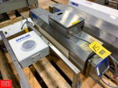 "Lock Met 30+ Universal S/S Metal Detector 33.5"" x 3"" Aperture"