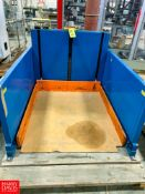 Sowthworth 2500 Lbs. Capacity Pallet Lift Model Roll.C20, S/N L9634-100