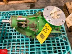Vilking Pump, Model K K724