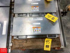 """Eriez S/S Magnet 23.5"""" X 10"""" X 3"""""""
