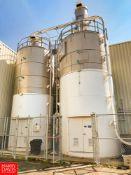 2015 Carmon Salt Silo Rigging Fee: $ Call for Rigging
