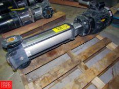 Grundfos Mdl. A98112982-P11149190 Multi-Stage Pressure Booster Pump, 7.5 h.p., Type CRS-18-A-SGT-A-