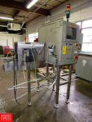 """Safeline Mdl. R20H X-Ray Inspection, Ser. #1810R20H1759, 9"""" W X 11"""" T product opening"""