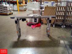 6' Portable Conveyor, with Speed Controller Location: Hayward , CA