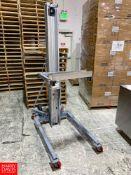 "2018 Genie Superlift Contractor Model SLC-12, 12'11"" Max Reach, 650 LB Capacity Location:"