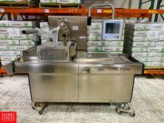 2015 Multivac T300 Automatic Tray Sealer : SN 212933 Location: Hayward , CA