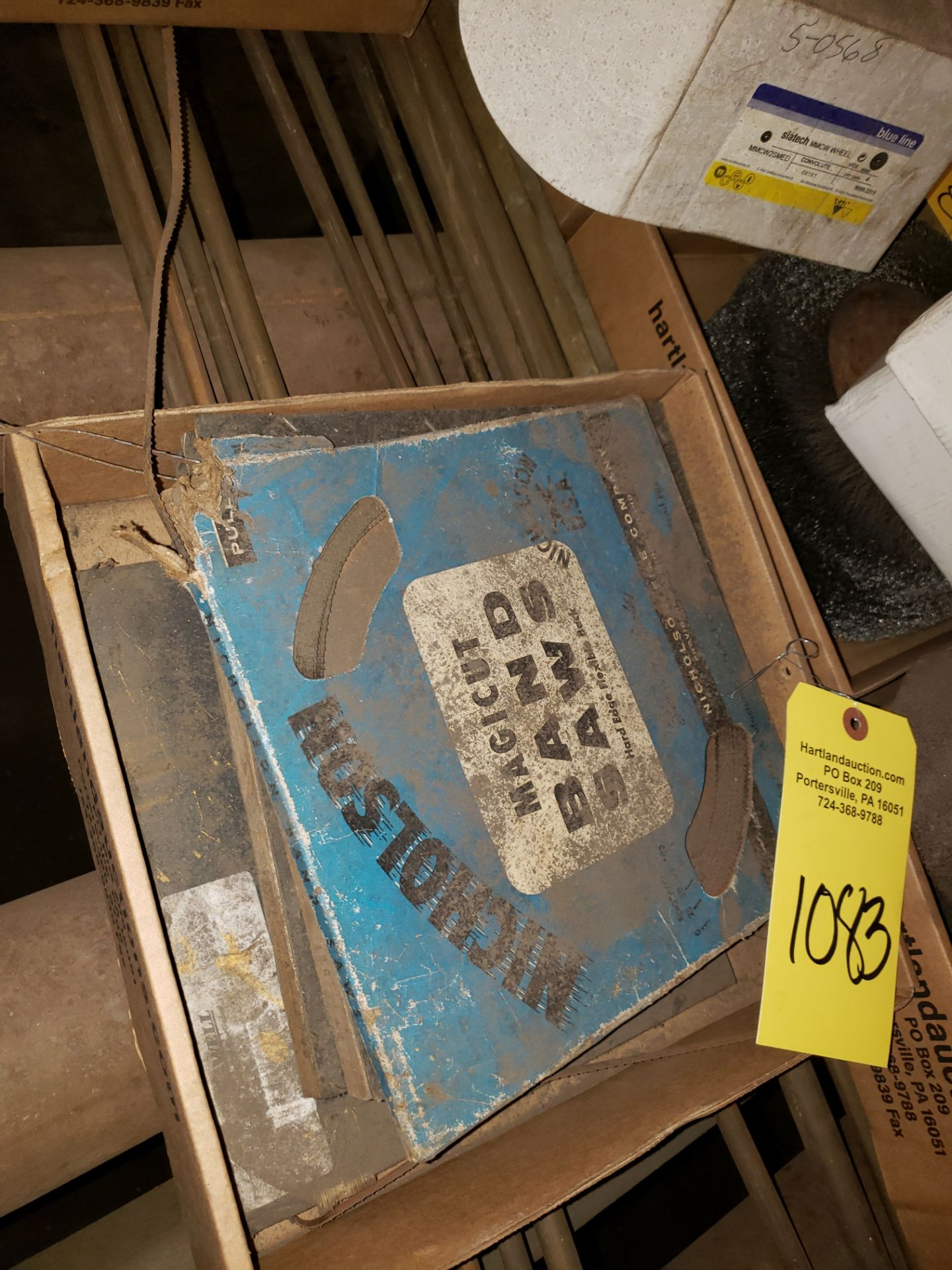 Lot 1083 - NEW BANDSAW BLADES